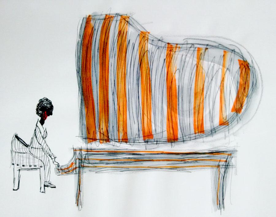 2º Dibupote; Marla Bukowski