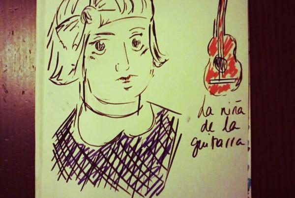 2º Dibupote; Laura Arrue