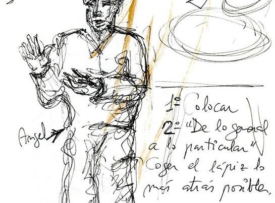 4º Dibupote; Angel López de Luzuriaga
