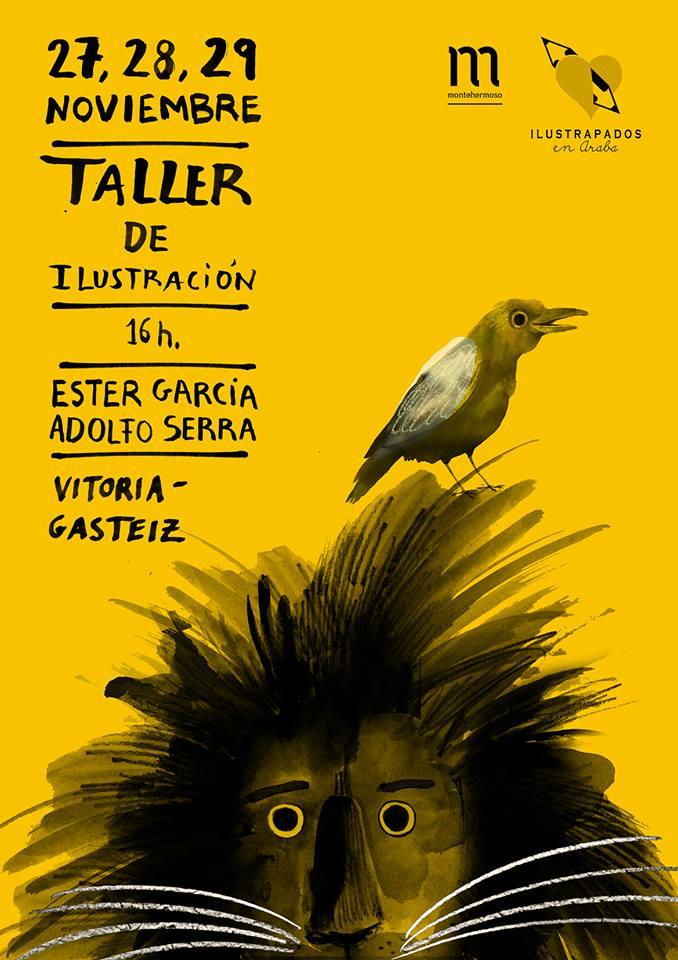 Masterclass con ADOLFO SERRA y ESTER GARCÍA
