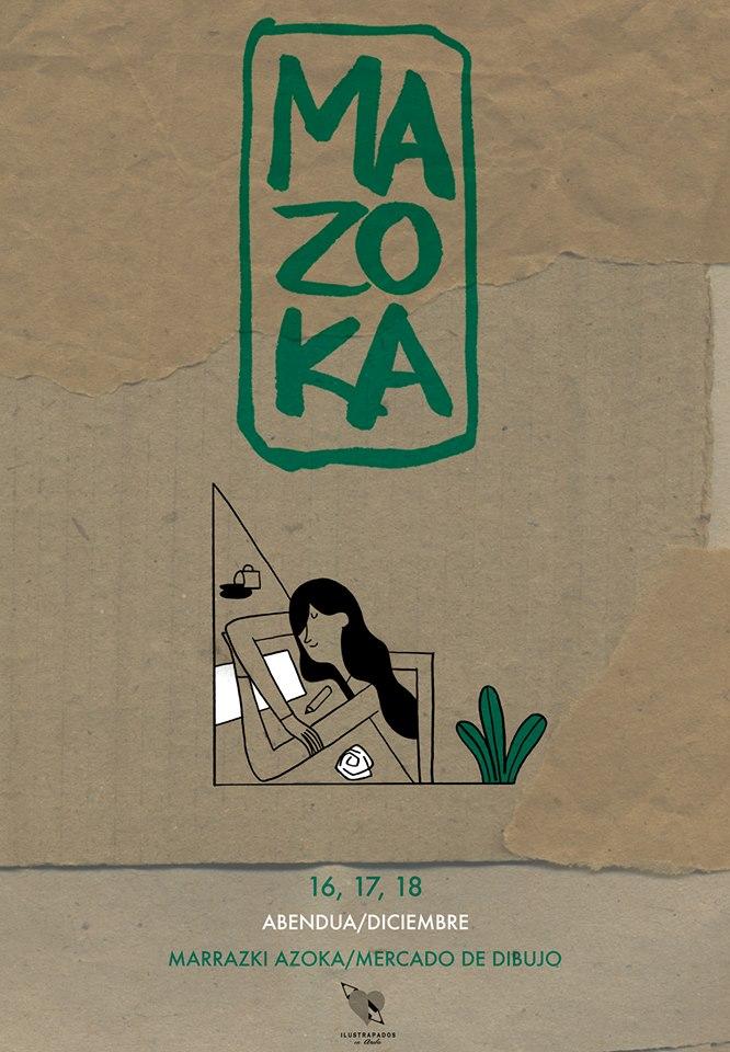 ilustrapados; Mazoka 2016