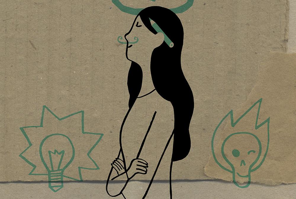 ilustrapados; Charla y Taller con Elena Odriozola y Gustavo Puerta