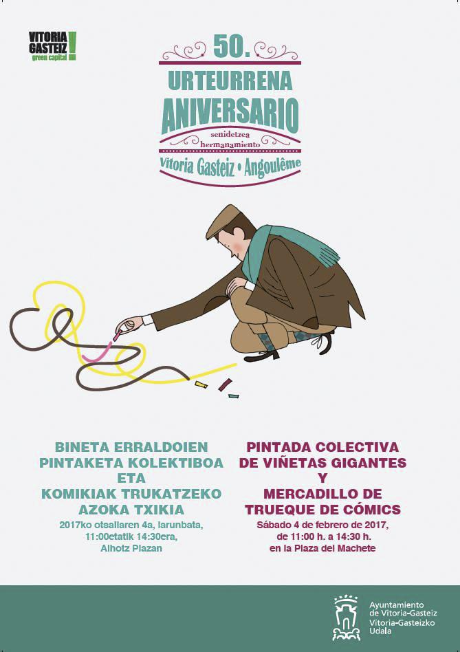 50º Aniversario Vitoria-Angulema