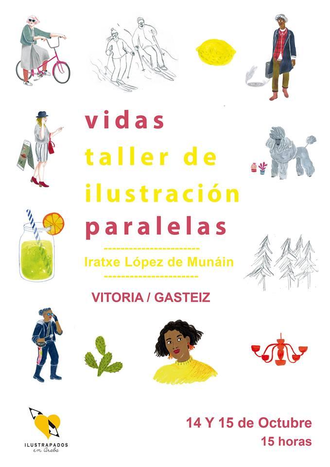 Masterclass con Iratxe López de Munain y Ricard Efa